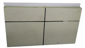 软瓷保温一体板
